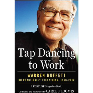 Tap Dancing to Work - Book Review