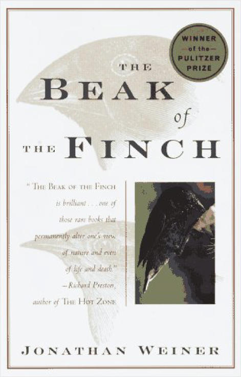 The Beak of the Finch - Book Review