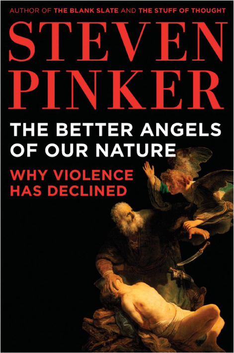 The Better Angels of Our Nature - Book Review