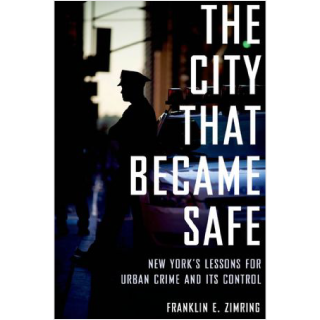 The City That Became Safe - Book Review