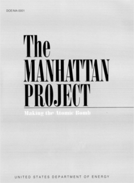 The Manhattan Project - Book Review
