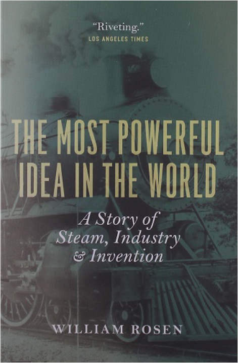 The Most Powerful Idea in the World - Book Review