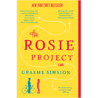 The Rosie Project: A Novel by Graeme Simsion | GatesNotes.com The Blog of Bill Gates