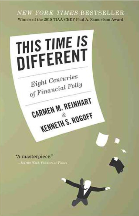 This Time is Different - Book Review