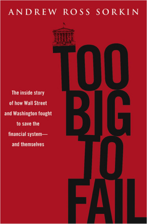Too Big to Fail - Book Review