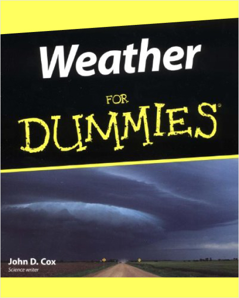 Weather for Dummies - Book Review