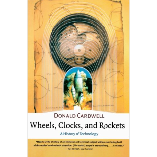 Wheels, Clocks and Rockets - Book Review