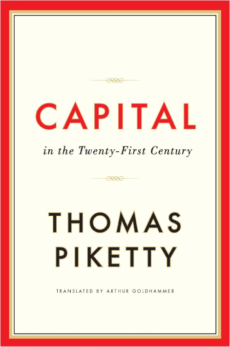 Capital in the Twenty-First Century by Thomas Piketty - Book Review | GatesNotes.com The Blog of Bill Gates