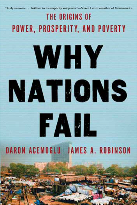 Why Nations Fail - Book Review