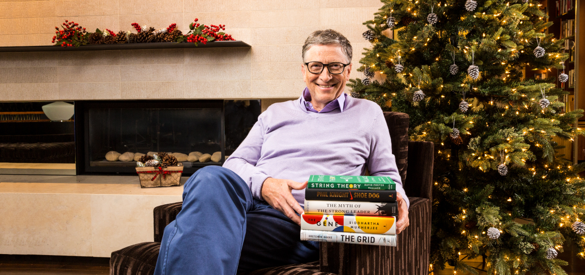 Image result for bill gates books
