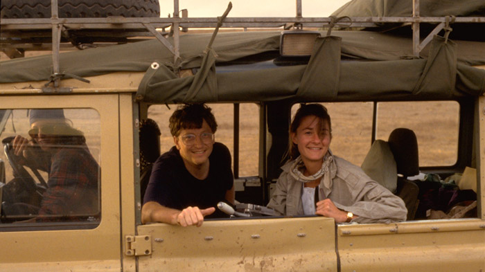 Bill and Melinda Gates: First Visit to Africa