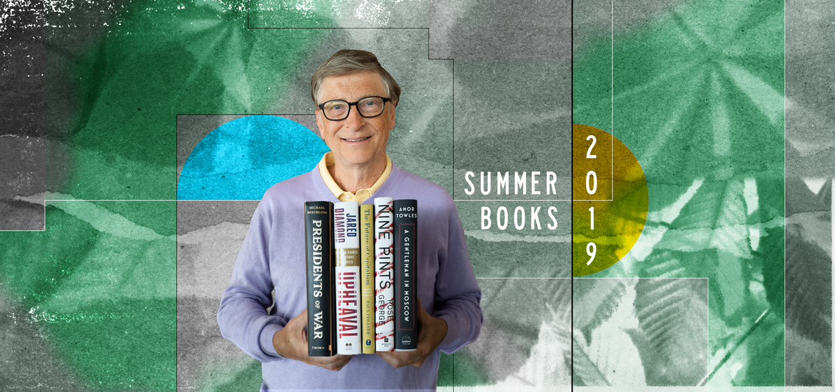 Looking for a summer read? Try one of these 5 books | Bill Gates