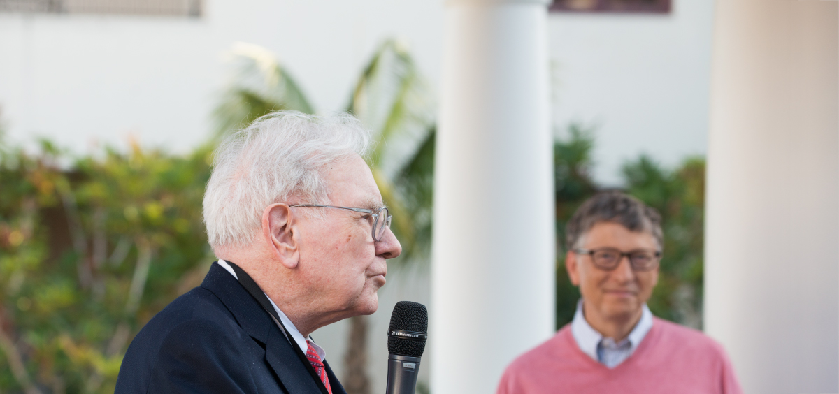 warren buffett just wrote his best annual letter ever bill gates