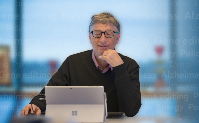 10 tough questions we get asked | Bill Gates