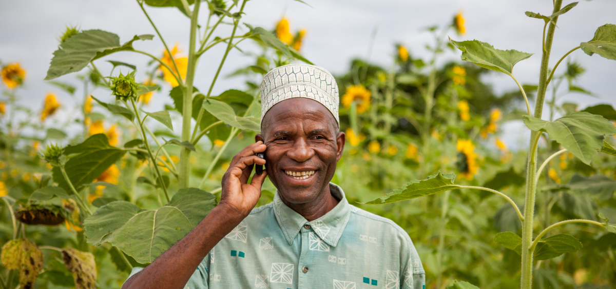 mobile phone agriculture developing countries