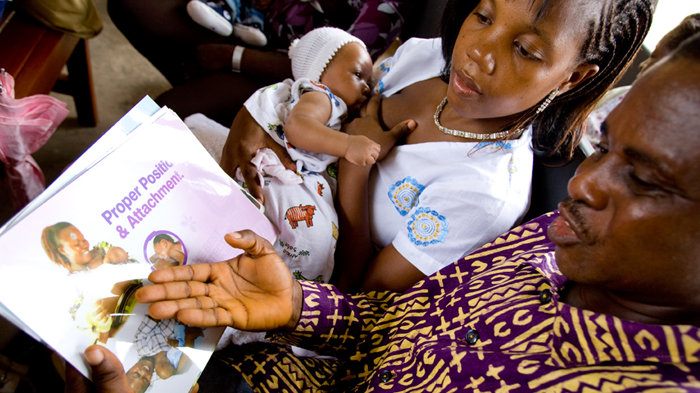 Breastfeeding education in Ghana