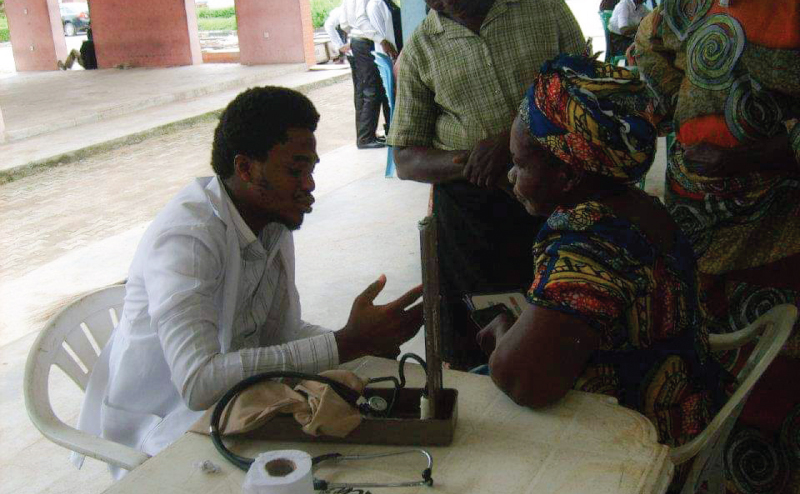 Dr. Elvis Eze on the fight against malaria