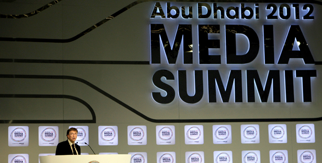 UAE Media Summit 2012