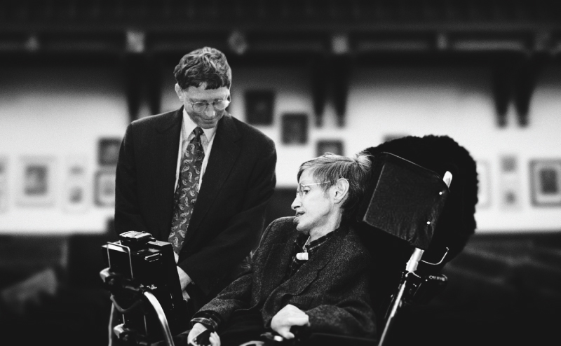 Professor Hawking Fellowship lecture