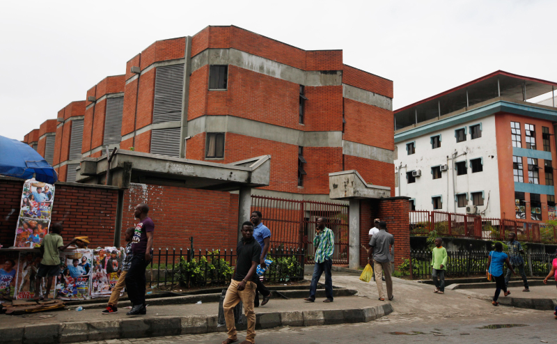 Emergency Room, Obalende, Lagos, Nigeria | GatesNotes.com The Blog of Bill Gates