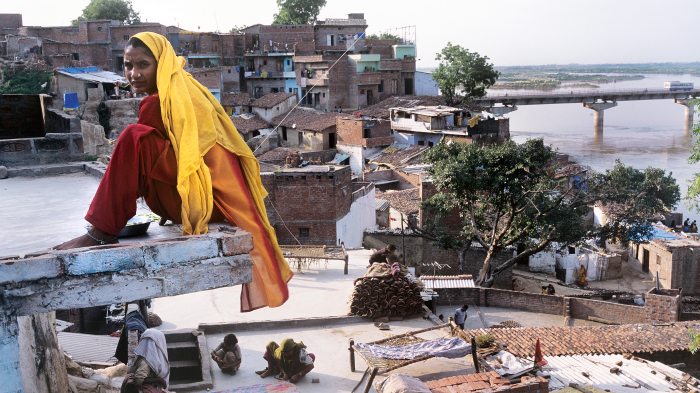 People Live in Slums Illegally with No Police Protection | GatesNotes.com The Blog of Bill Gates