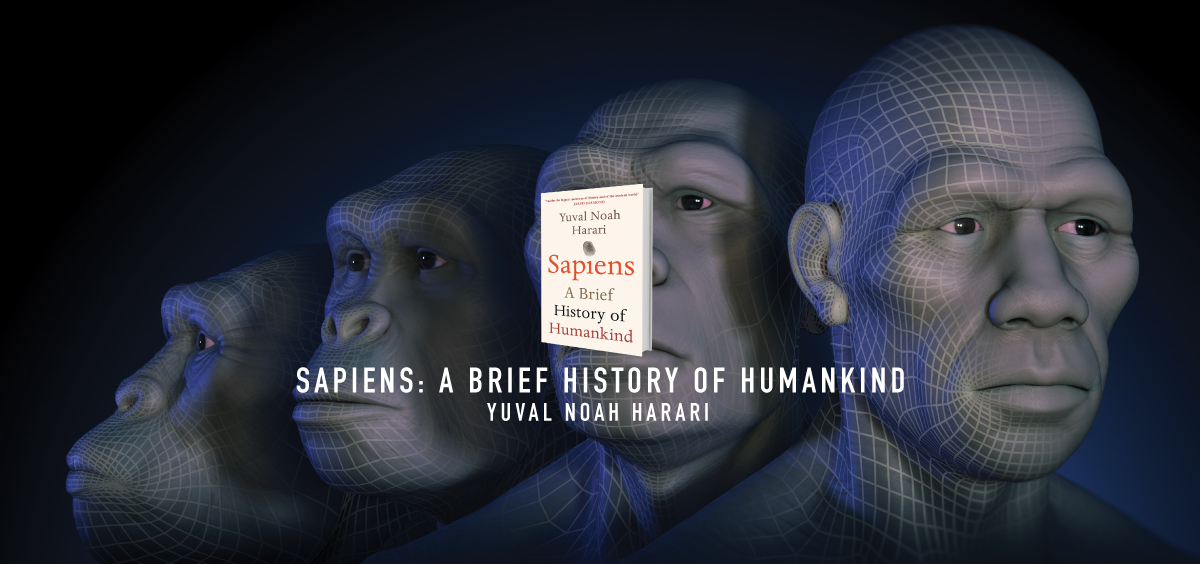 sapiens a brief history of humankind pdf download
