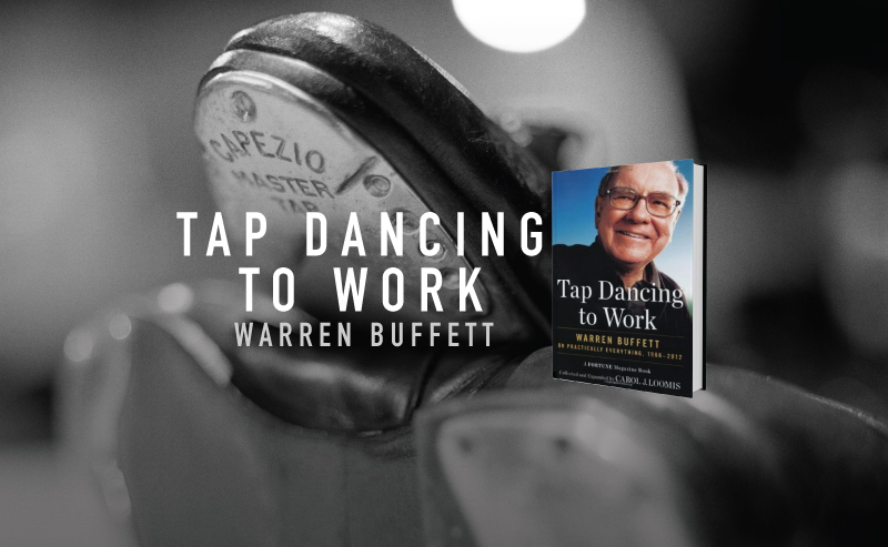 arren buffett tap dances - 800×493