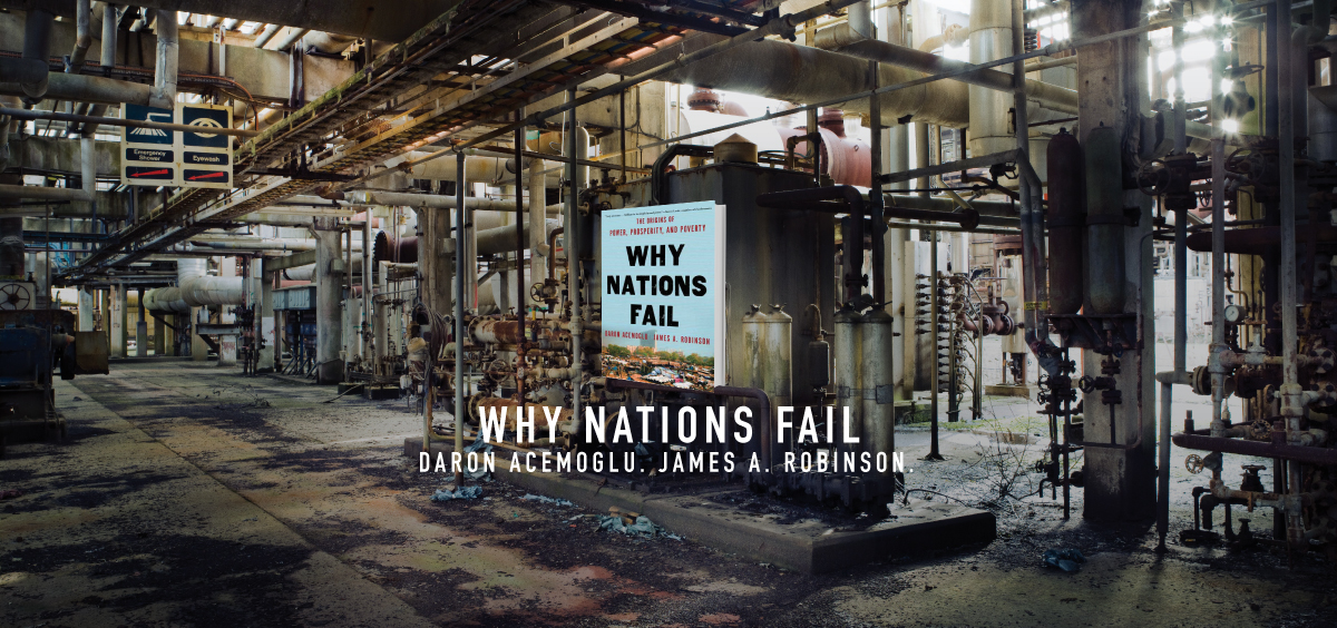 why nations fail chapter summary